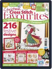 Cross Stitch Favourites (Digital) Subscription August 20th, 2019 Issue