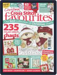 Cross Stitch Favourites (Digital) Subscription August 16th, 2017 Issue