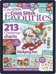 Cross Stitch Favourites (Digital) Subscription November 1st, 2016 Issue