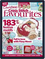 Cross Stitch Favourites (Digital) Subscription September 16th, 2015 Issue