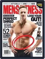 Australian Men's Fitness (Digital) Subscription July 1st, 2020 Issue