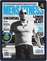Australian Men's Fitness (Digital) Subscription February 1st, 2020 Issue