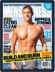 Australian Men's Fitness (Digital) Subscription December 1st, 2019 Issue
