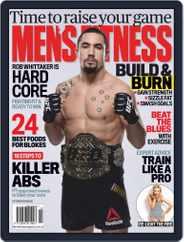 Australian Men's Fitness (Digital) Subscription October 1st, 2019 Issue