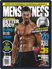 Australian Men's Fitness (Digital) Subscription July 1st, 2019 Issue