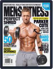 Australian Men's Fitness (Digital) Subscription June 1st, 2019 Issue