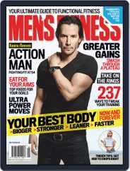 Australian Men's Fitness (Digital) Subscription May 1st, 2019 Issue