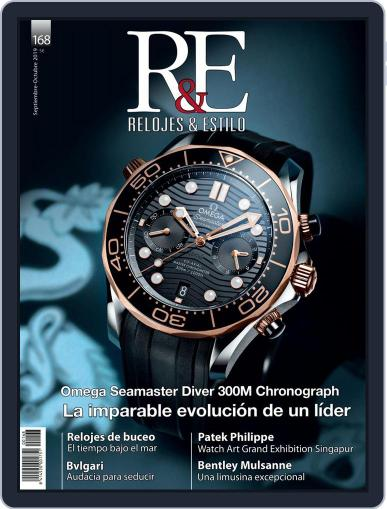 R&e-relojes&estilográficas (Digital) September 1st, 2019 Issue Cover