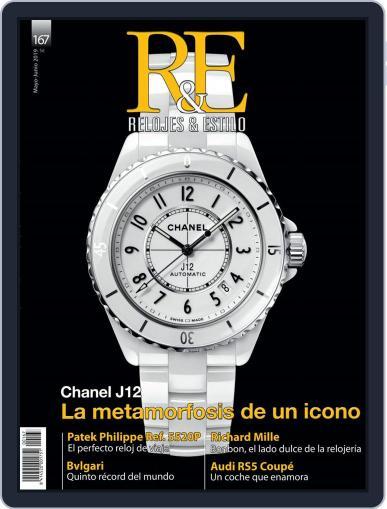 R&e-relojes&estilográficas (Digital) May 1st, 2019 Issue Cover