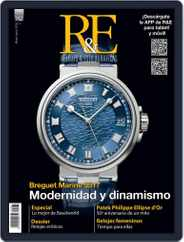 R&e-relojes&estilográficas (Digital) Subscription May 1st, 2018 Issue