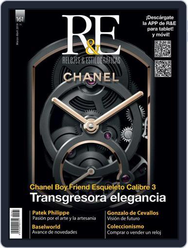 R&e-relojes&estilográficas (Digital) March 1st, 2018 Issue Cover