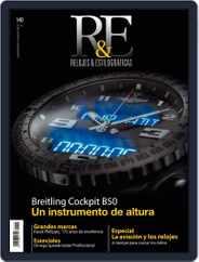 R&e-relojes&estilográficas (Digital) Subscription October 3rd, 2014 Issue