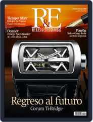 R&e-relojes&estilográficas (Digital) Subscription June 25th, 2009 Issue