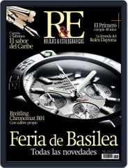 R&e-relojes&estilográficas (Digital) Subscription May 6th, 2009 Issue