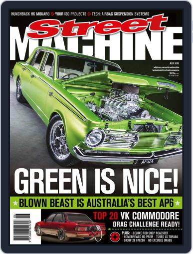 Street Machine July 1st, 2020 Digital Back Issue Cover