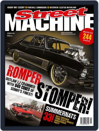 Street Machine (Digital) February 1st, 2020 Issue Cover