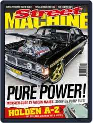 Street Machine (Digital) Subscription November 1st, 2017 Issue