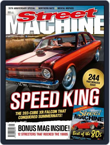 Street Machine June 15th, 2016 Digital Back Issue Cover