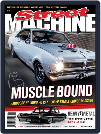 Street Machine May 18th, 2016 Digital Back Issue Cover