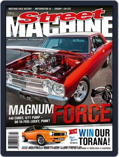Street Machine February 24th, 2016 Digital Back Issue Cover