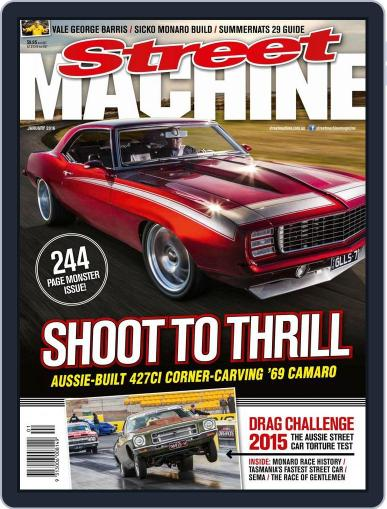 Street Machine December 16th, 2015 Digital Back Issue Cover