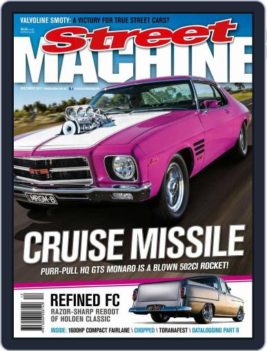 Street Machine November 11th, 2015 Digital Back Issue Cover