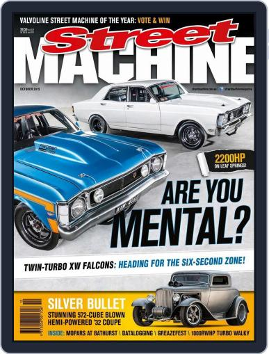 Street Machine September 16th, 2015 Digital Back Issue Cover
