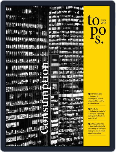 Topos (Digital) December 2nd, 2019 Issue Cover