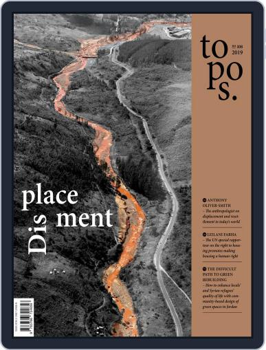 Topos (Digital) September 3rd, 2019 Issue Cover