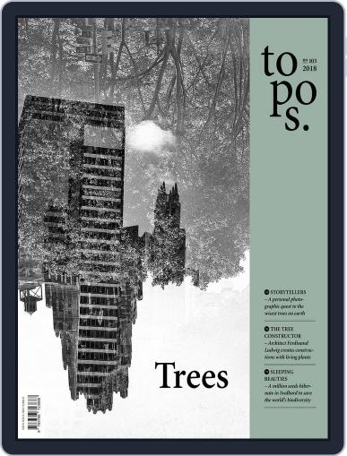 Topos (Digital) June 15th, 2018 Issue Cover