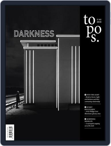 Topos (Digital) April 3rd, 2018 Issue Cover