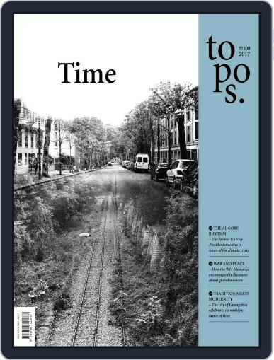 Topos (Digital) September 1st, 2017 Issue Cover