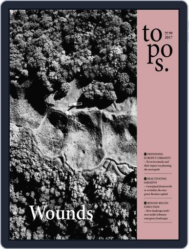 Topos (Digital) June 1st, 2017 Issue Cover
