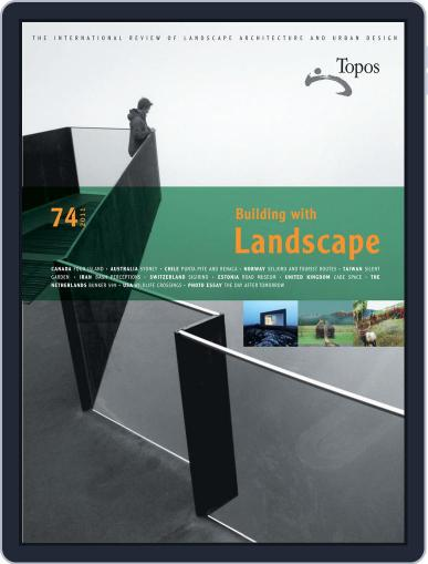 Topos (Digital) January 18th, 2013 Issue Cover