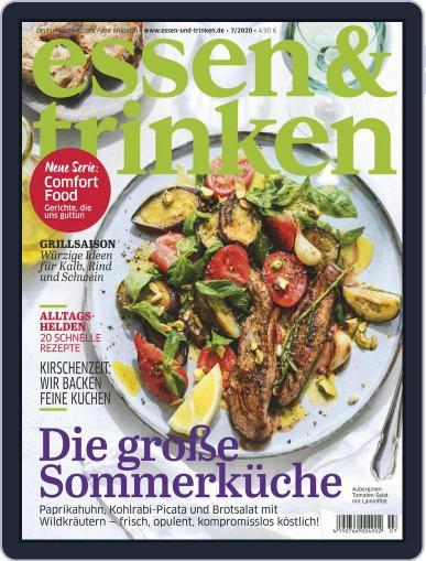essen&trinken (Digital) July 1st, 2020 Issue Cover