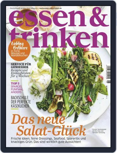 essen&trinken (Digital) June 1st, 2020 Issue Cover
