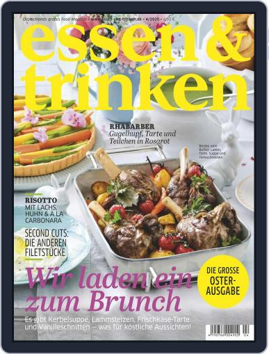 essen&trinken (Digital) April 1st, 2020 Issue Cover
