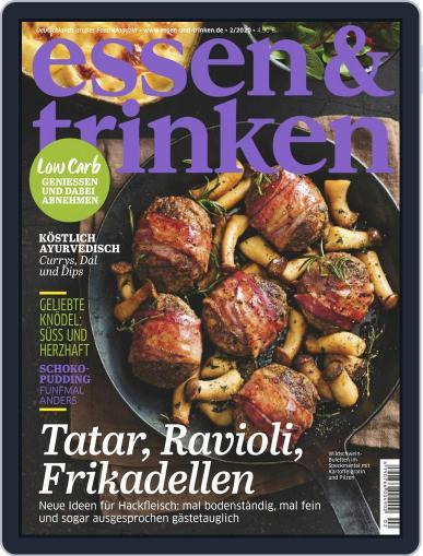 essen&trinken (Digital) February 1st, 2020 Issue Cover