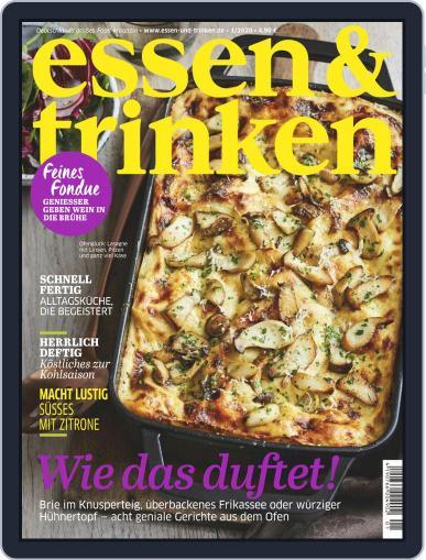 essen&trinken (Digital) January 1st, 2020 Issue Cover