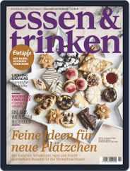 essen&trinken (Digital) Subscription November 1st, 2019 Issue