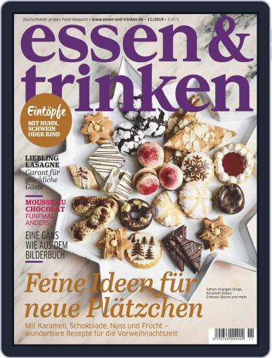 essen&trinken (Digital) November 1st, 2019 Issue Cover