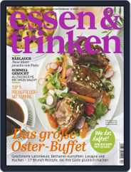 essen&trinken (Digital) Subscription April 1st, 2019 Issue