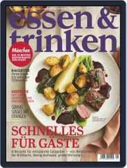 essen&trinken (Digital) Subscription January 1st, 2019 Issue