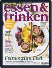 essen&trinken (Digital) Subscription December 1st, 2018 Issue