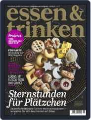 essen&trinken (Digital) Subscription November 1st, 2018 Issue