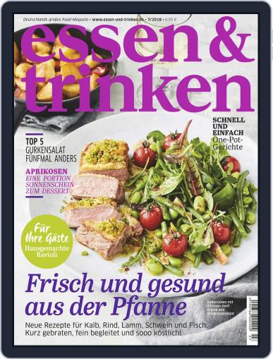 essen&trinken (Digital) July 1st, 2018 Issue Cover