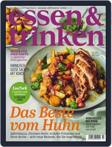 essen&trinken (Digital) March 1st, 2018 Issue Cover