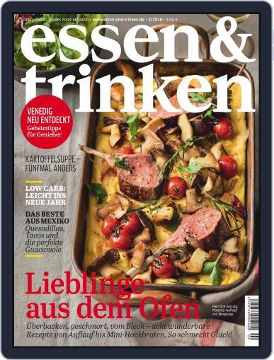 essen&trinken (Digital) February 1st, 2018 Issue Cover