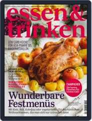 essen&trinken (Digital) Subscription December 1st, 2017 Issue