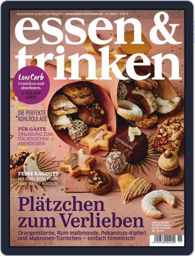 essen&trinken (Digital) November 1st, 2017 Issue Cover